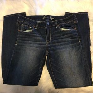 American eagle skinny jeans